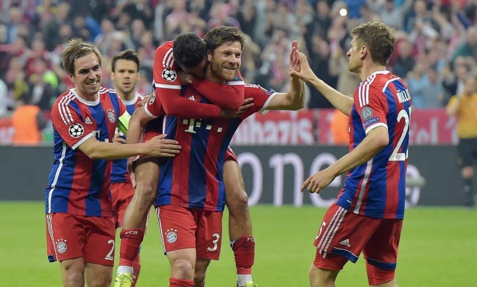 Bayern – Porto populair op pornosite
