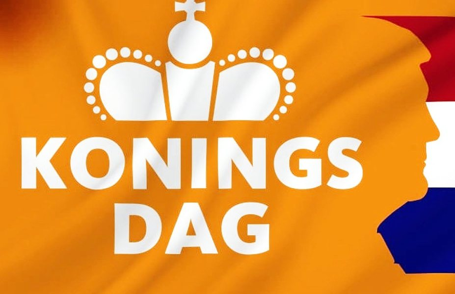 Manchester United wenst Nederland een fijne Koningsdag toe