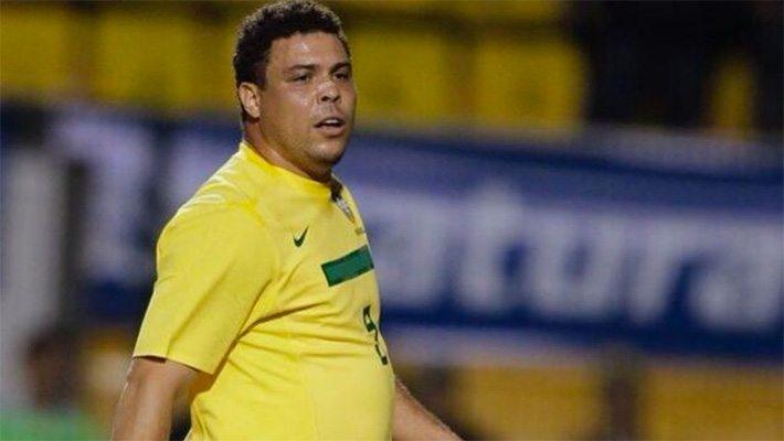 Dikke voetballers: Ronaldo