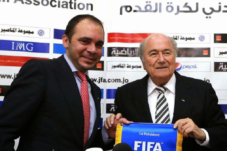D-Day voor Sepp Blatter en Ali Bin Al-Hussein