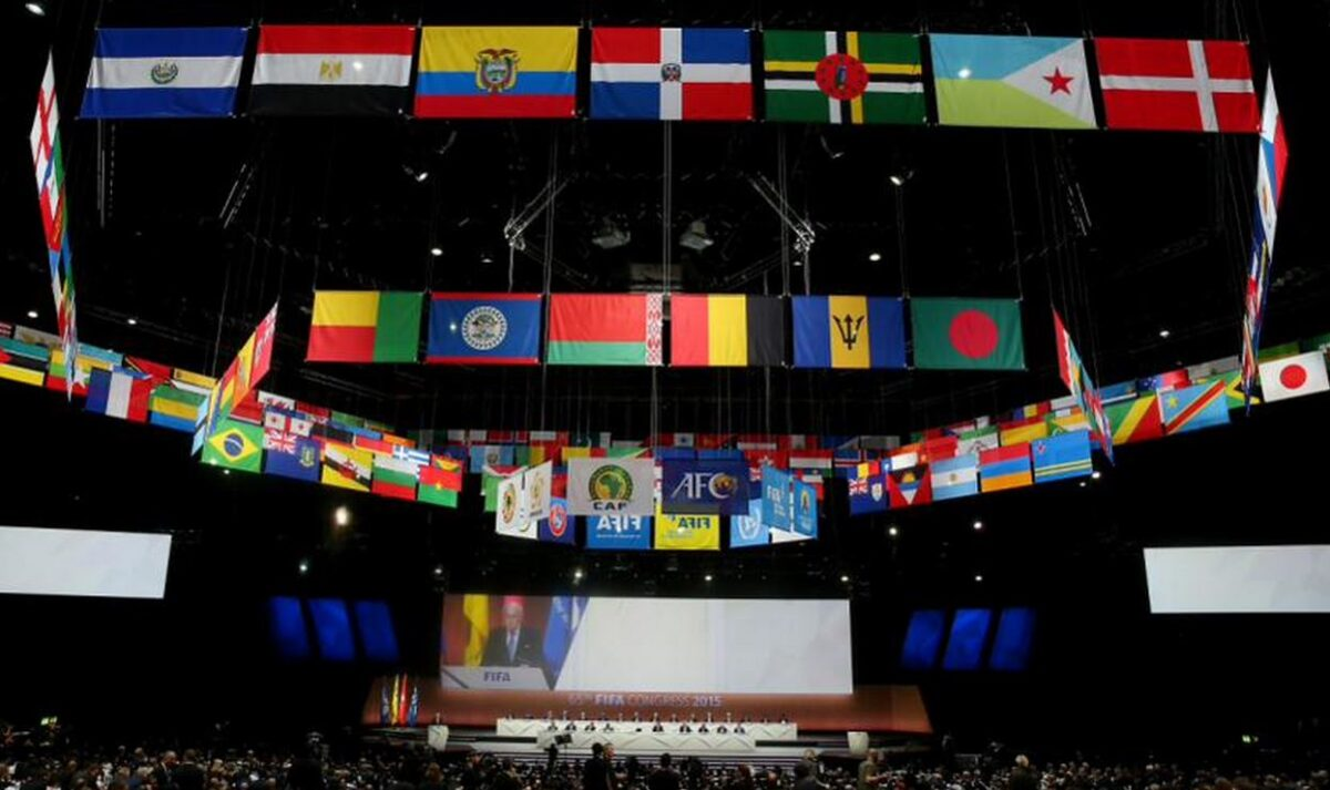 'Bommelding bij FIFA-congres'