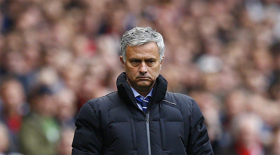 Mourinho naar ziekenhuis na titelwinst
