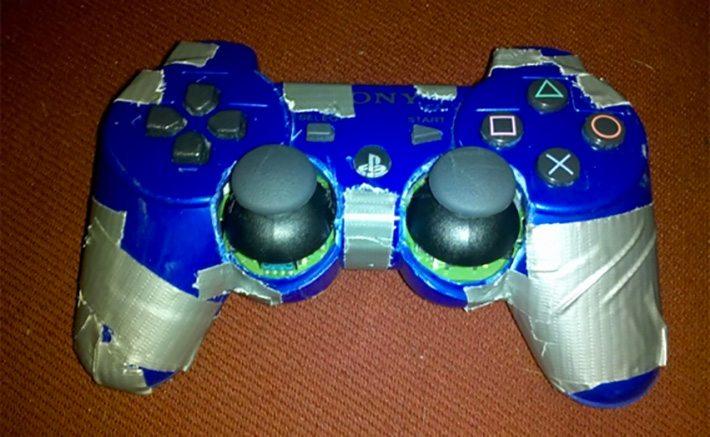 Kapotte PS3 controller