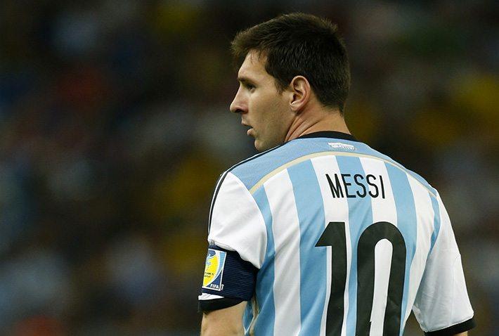 Messi redt leven ontvoerde landgenoot