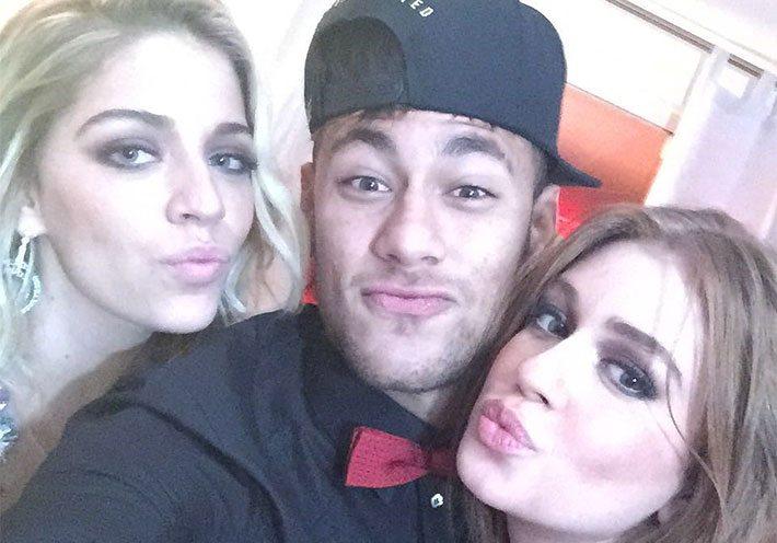 Bezopen Neymar regelt chickies