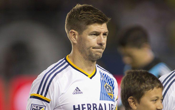 Gerrard speelt nog steeds in Liverpool-kleuren