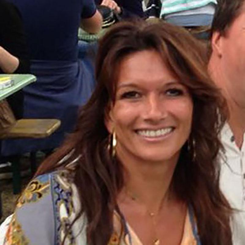 Karin de Rooij, de nieuwe vriendin van Ruud Gullit