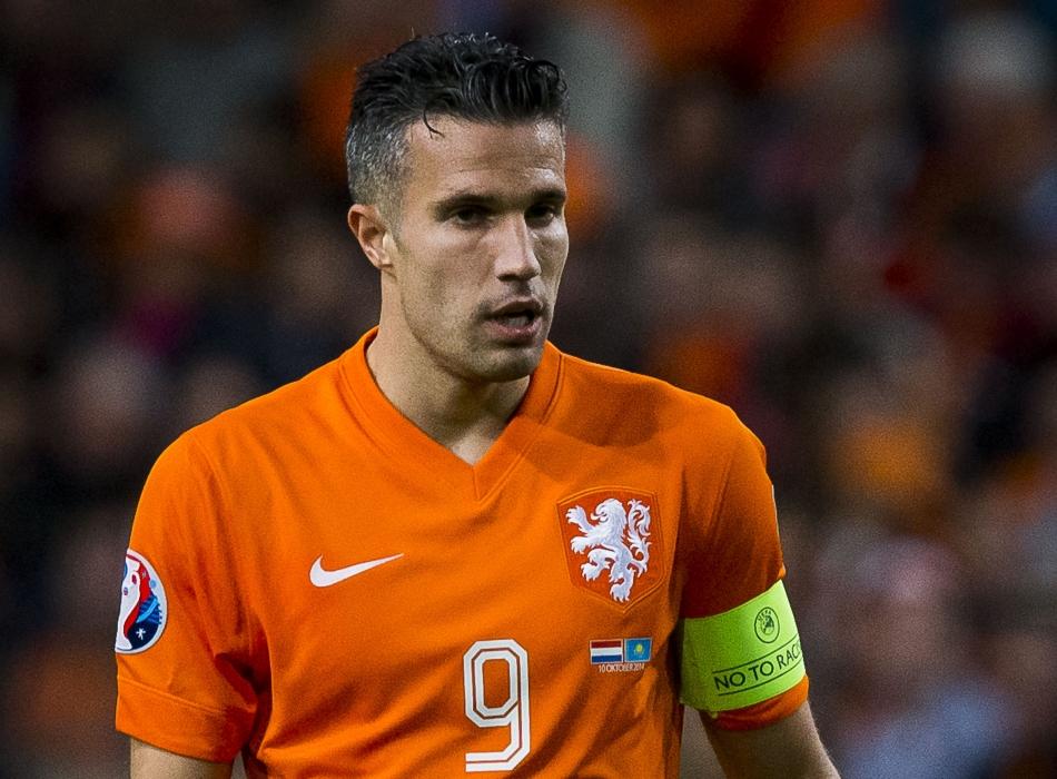 """Feyenoord-icoon over Van Persie: """"Ik dacht: klootzak."""""""