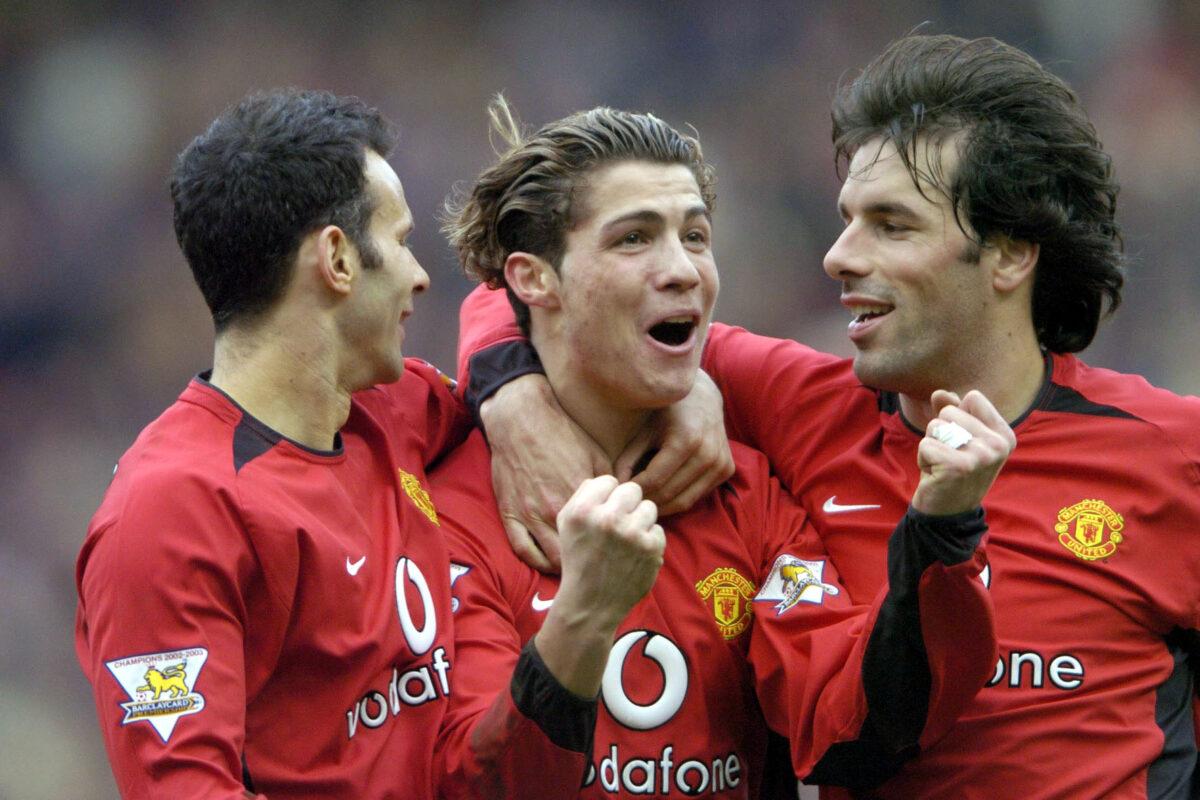 'Van Nistelrooy op de vuist met Ronaldo'