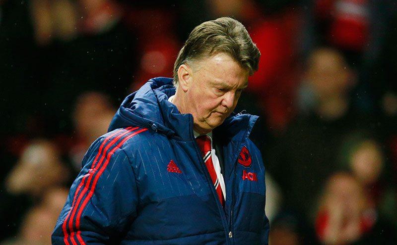 Woedende fans willen Van Gaal met petitie ontslaan