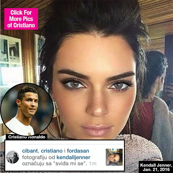 Ronaldo regelt Kardashian
