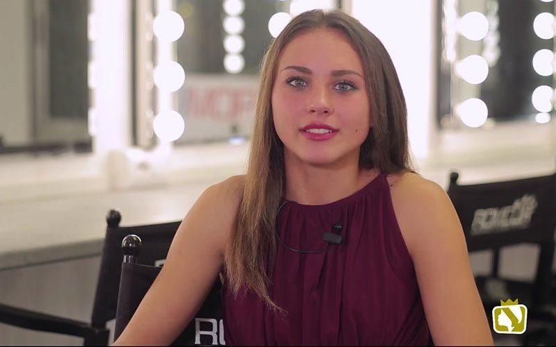 Voetbalster kan Miss Italië worden