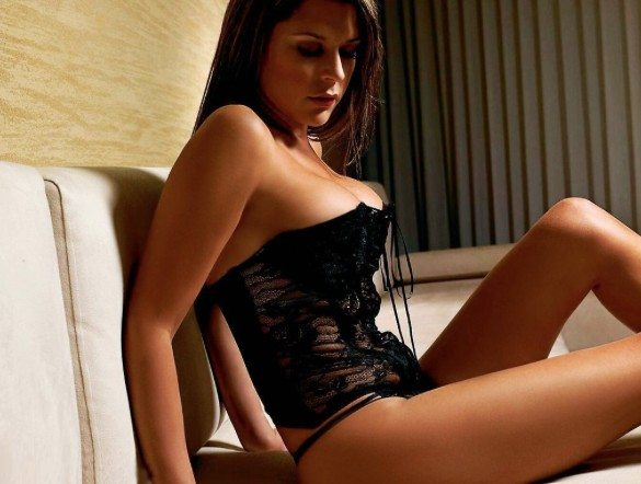 Danielle Bux, Ex Gary Lineker