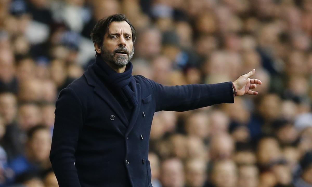 Premier League-coach heeft piepjonge vriendin