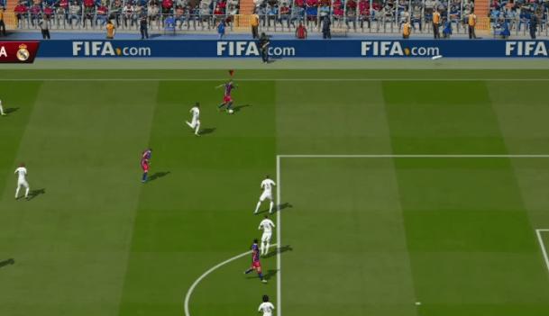 Snelheidsboost FIFA 16