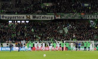 Belgische fan Wolfsburg-stadion uitgezet om deze bizarre reden