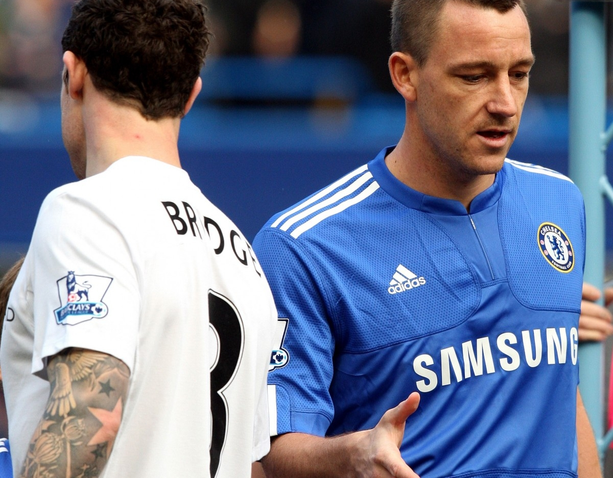 John Terry en Wayne Bridge