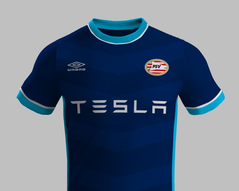 Dit is het nieuwe shirt van psv in 2016 2017 for Intercity kleding