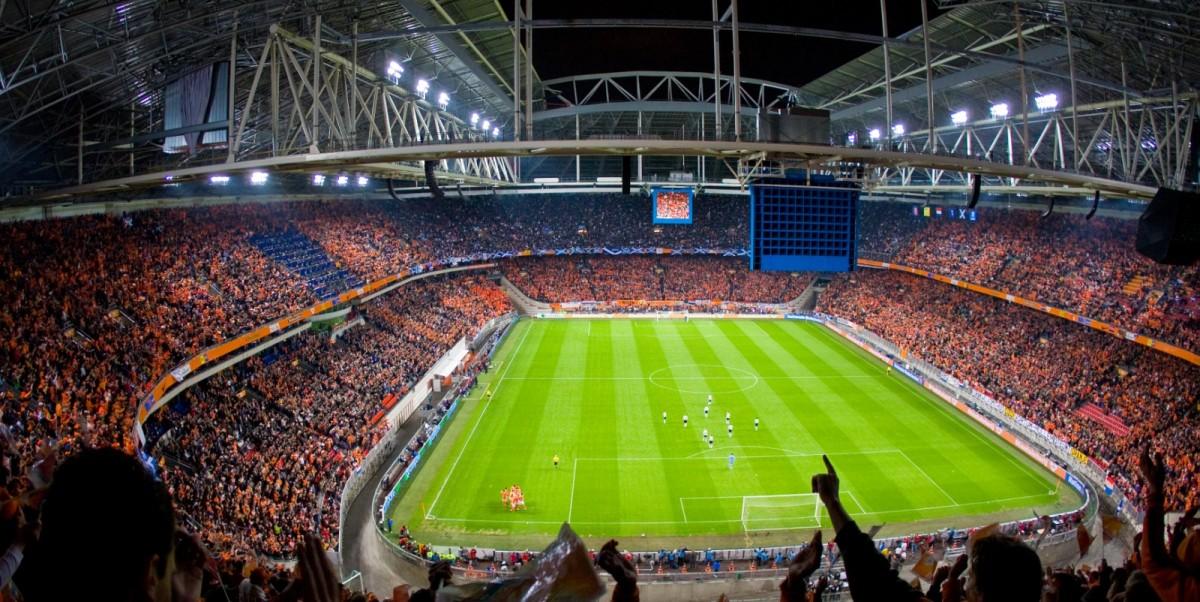 Geen zorgen over veiligheid stadions