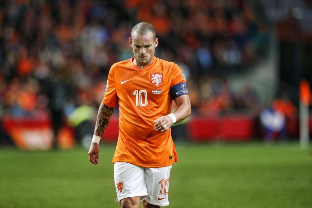 'Ernstige gezondheidsklachten bij Sneijder'