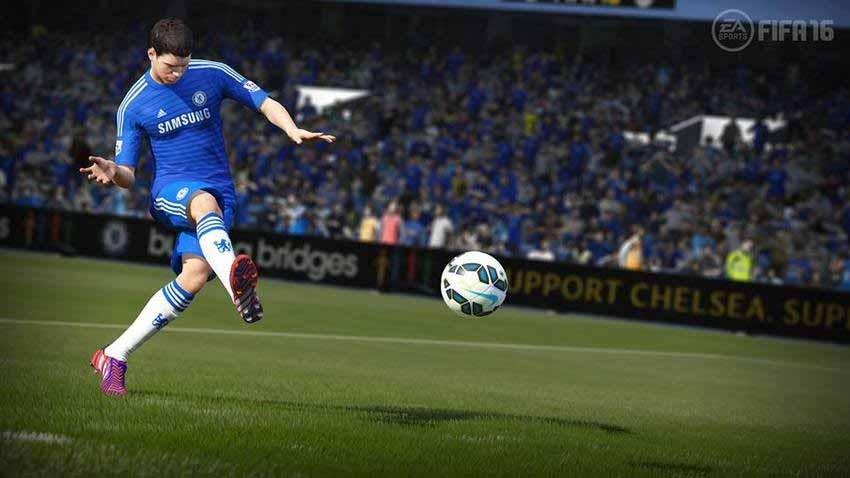 Passing FIFA 16