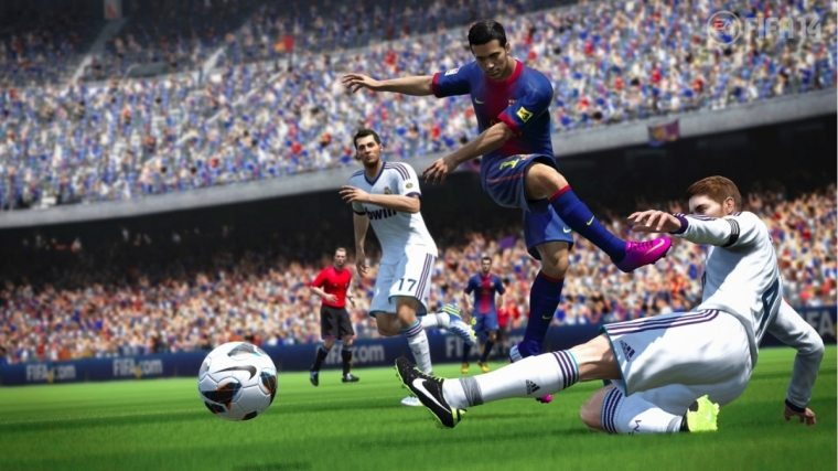 Slide tackle FIFA 16