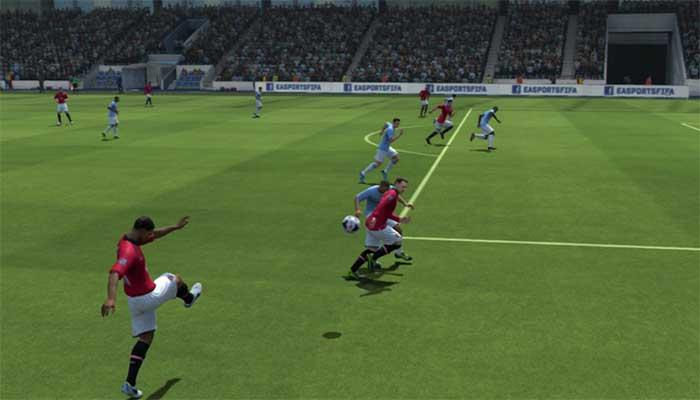 Voorzet FIFA 16