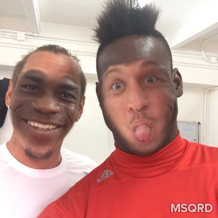 Balotelli Mexes Face Swap