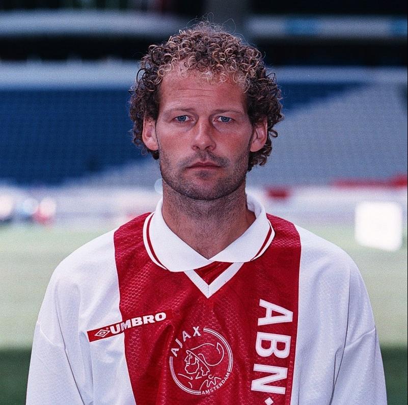 Dann Blind voetballer 1999