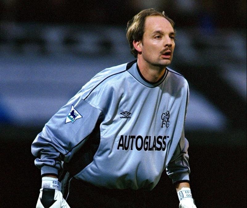 Ed de Goey Chelsea 1999