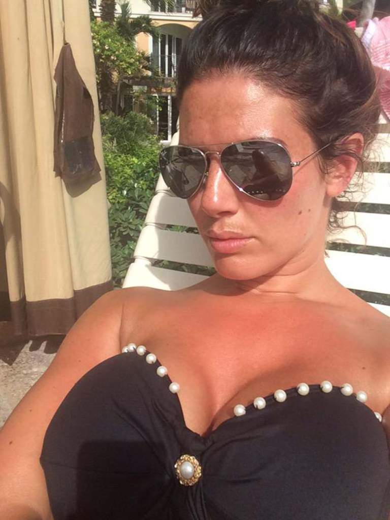 Becky Nicholson Jamie Vardy