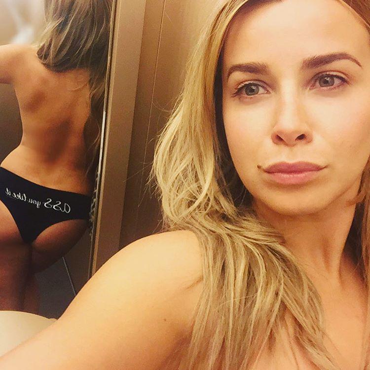 Dit is de vriendin van Levchenko