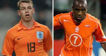 Je gelooft nooit dat deze 10 voetballers ooit in Oranje speelden