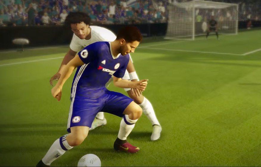 Met deze nieuwe tackle in FIFA 18 straf je tijdrekkende tegenstanders