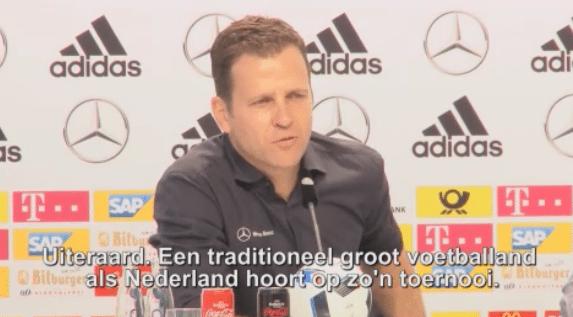 Nederland wordt wéér gedist