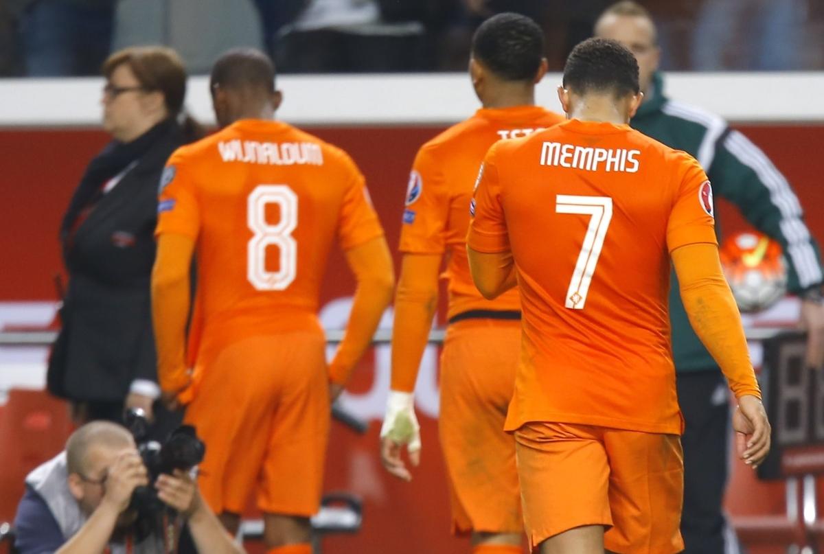 Pijnlijk: Duitsland dist Oranje