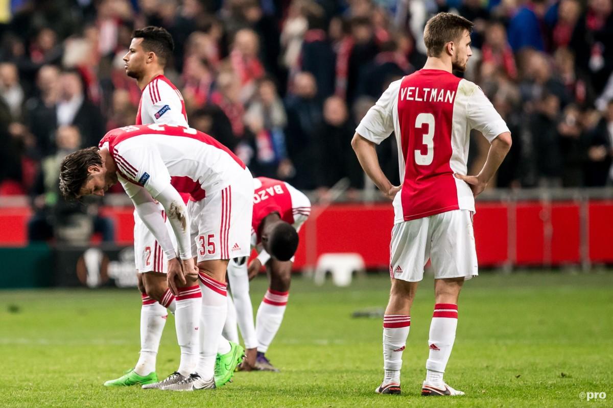 Nederlandse clubs waardeloos in Europa