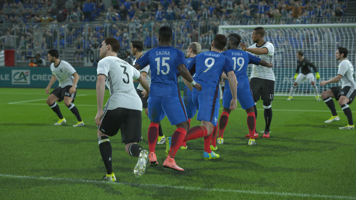 Vier alternatieven FIFA PES 2017
