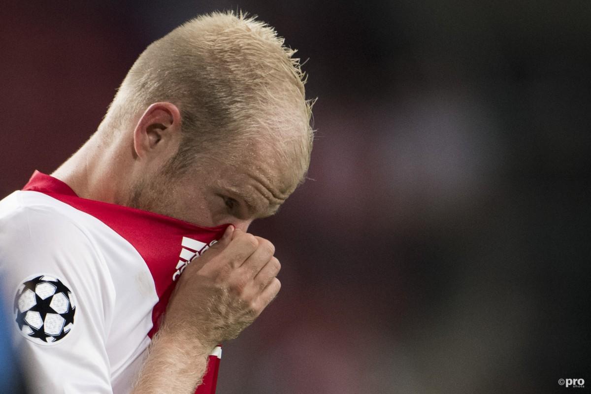 Pijnlijk: een Europees duel van Ajax in 13 dramatische foto's