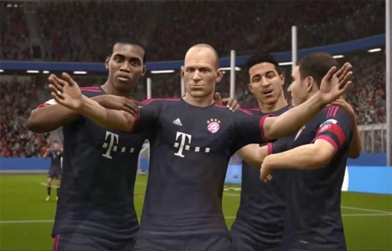 Robben vele malen slechter in FIFA 17