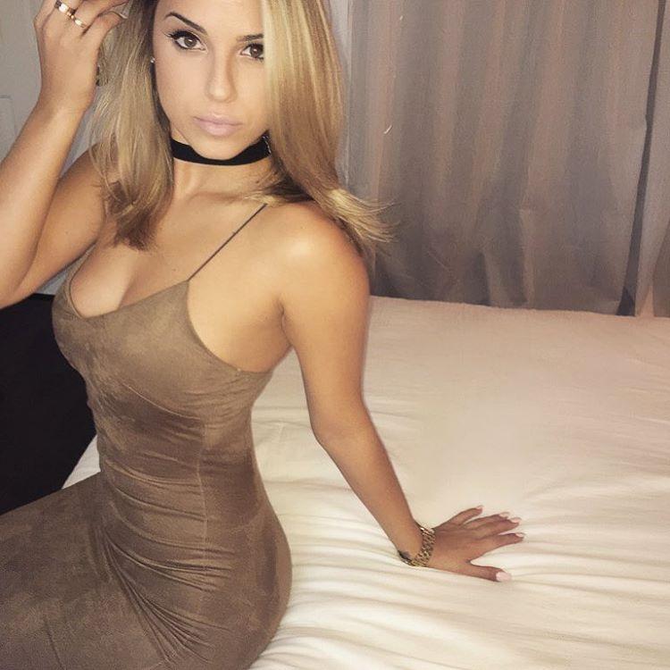 Sarah Nasser vriendin Jonathan de Guzman
