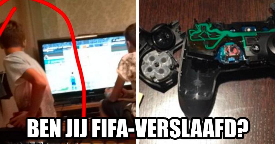10 symptomen dat je verslaafd bent aan FIFA 17