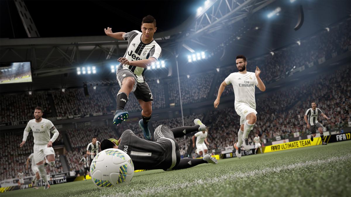 Dit opvallende team zit niet in FIFA 17