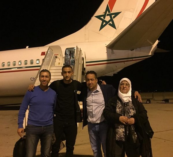 Familie Hakim Ziyech