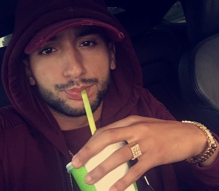 Hakim Ziyech hoodie milkshake