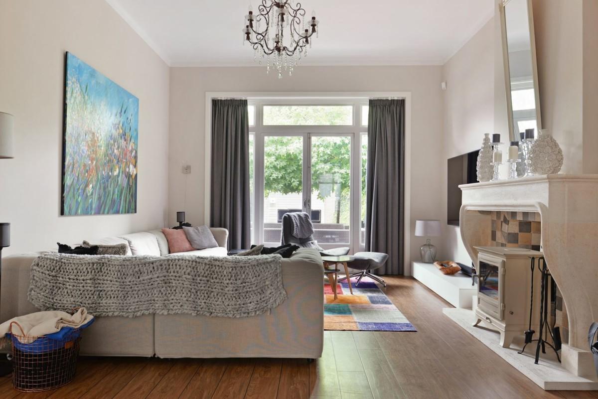Jaap Stam's prachtige huis te koop