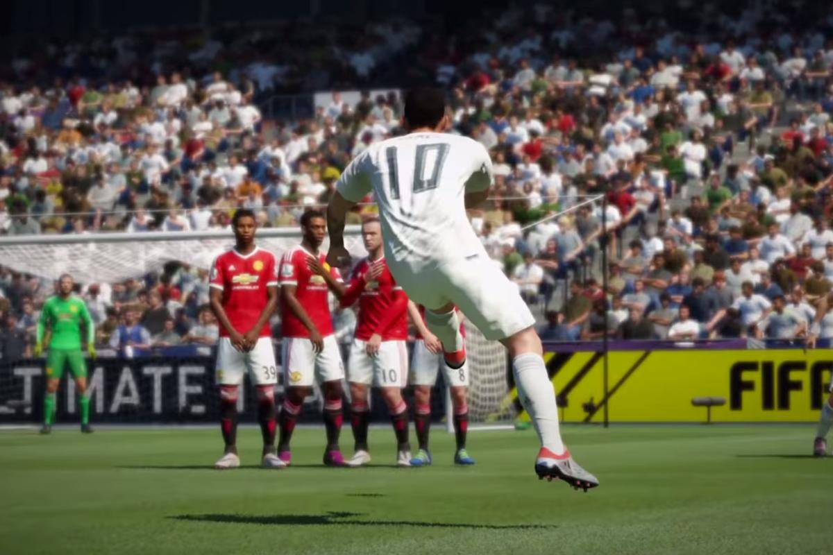 Je raadt nooit welke Nederlander vrije trappen net zo goed neemt als Messi… in FIFA 17