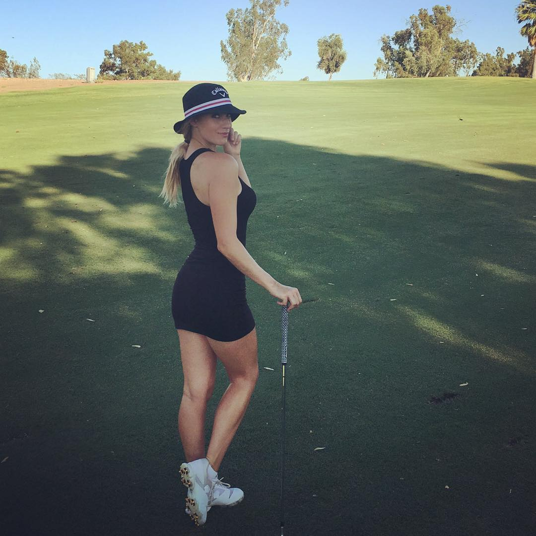 Paige golfchick