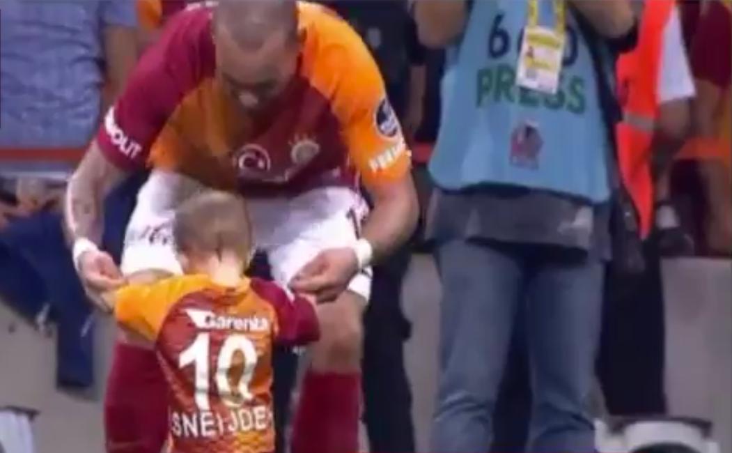 Xess Xava doet nu al mee met Galatasaray