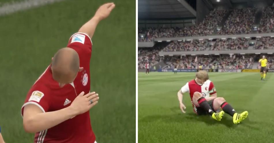Deze 10 dingen kunnen écht alleen in FIFA gebeuren